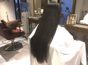 ヘアドネーション☆|LUTIE(ルティエ)本厚木 美容室 美容院