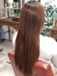 1年越しのヘアドネーション|LUTIE(ルティエ)本厚木 美容室 美容院
